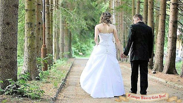 Vének házasságkötése